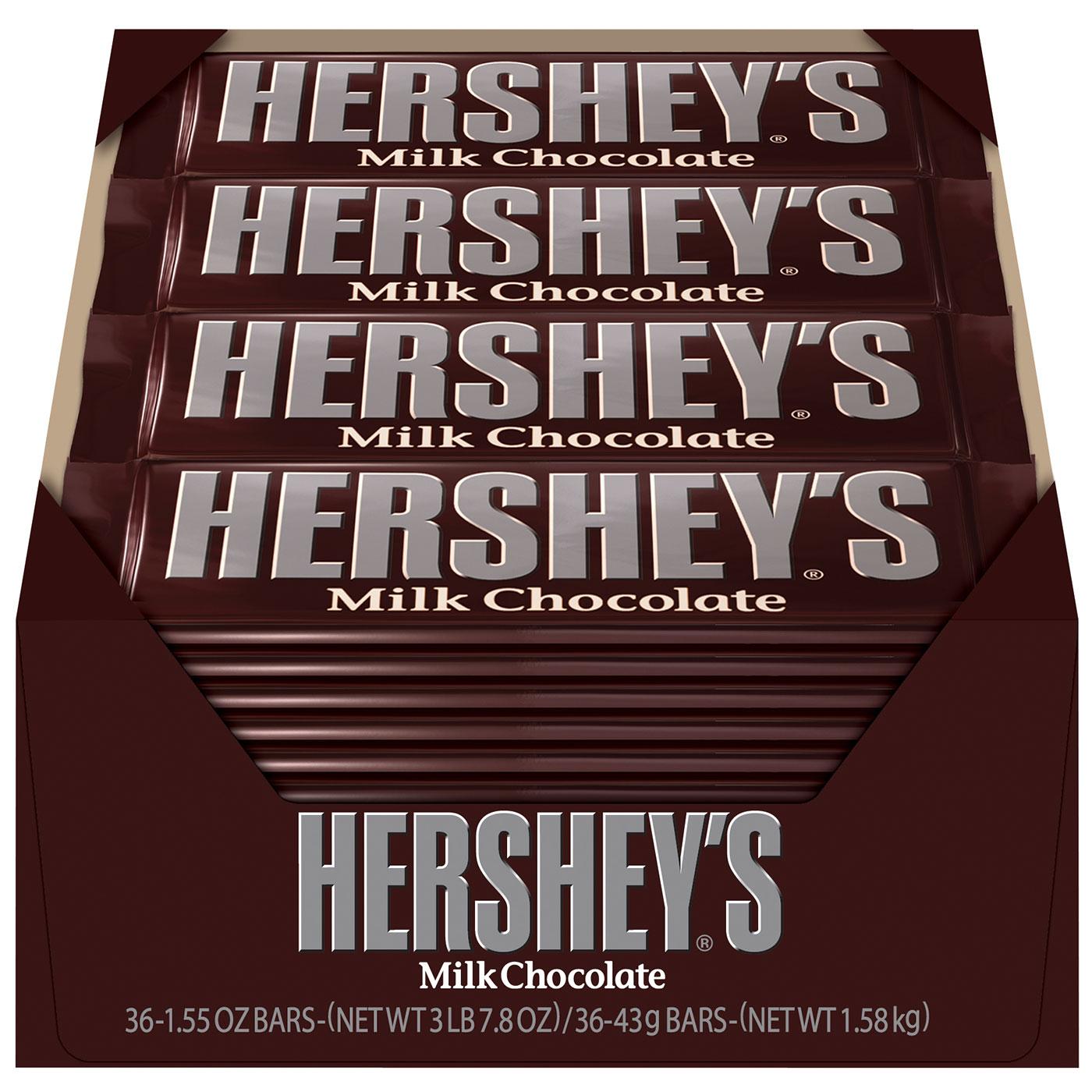 Chedraui: chocolates Hershey's en barra $8