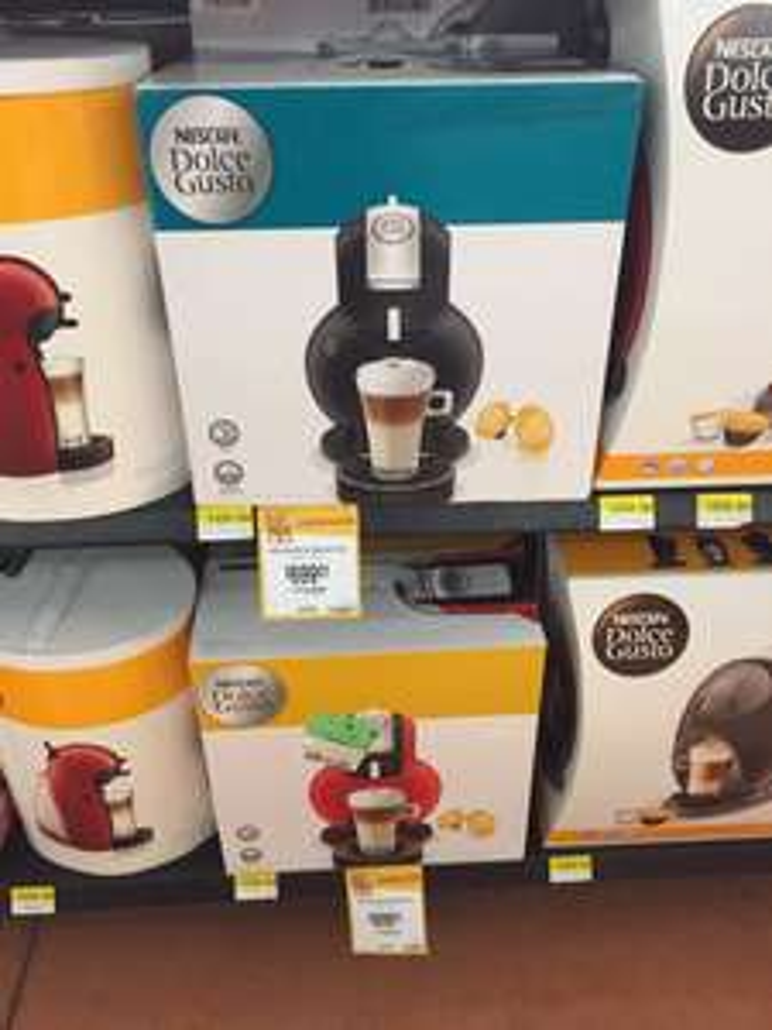Walmart: Liquidación dolce Gusto Melody a $690.01