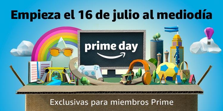 Amazon Prime Day 2018 a partir del 16 de Julio