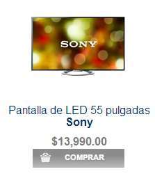 "Sam's Club: Sony 3D LED Smart TV 55"" $13,999"