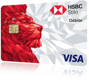 HSBC Stilo 1% reembolso por compras de hasta $4000 mensuales