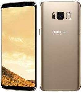 "eBay: Samsung Galaxy S8+ G955FD Doble Sim (Desbloqueado en Fábrica) 6.2"" Negro Dorado Gris Rosa"