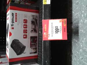 Walmart: Regulador a $99.03 & soporte para tv a $49.03