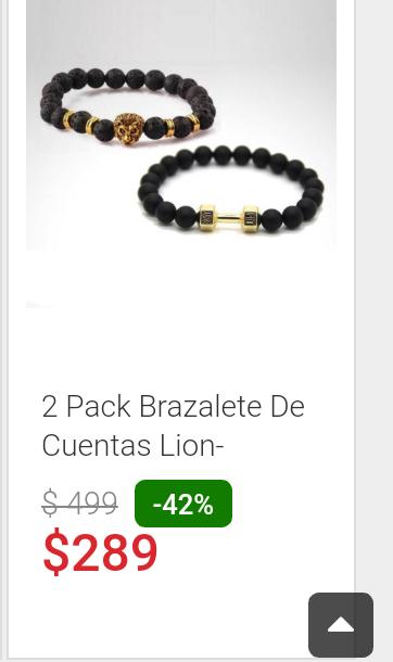 Claro shop: 2 pulseras (joyería fina) dije de León y de mancuerna baño de 14 k.