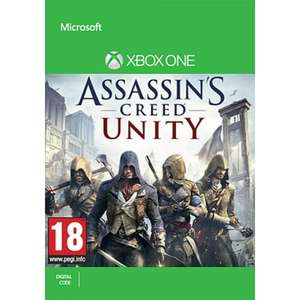 Cdkeys: Assassin's Creed Unity Xbox One code