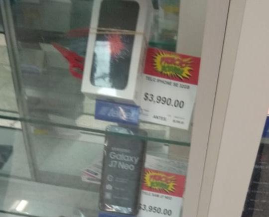 Bodega Aurrerá: iPhone SE de 32gb a $3,990