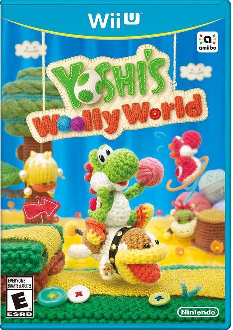 Amazon: Preventa de Yoshi's Woolly World a $796 [Envio Gratis]
