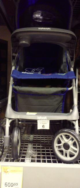 Walmart; carriola Infanti en 600.03 pesos y Sensor de Movimiento Techo 49.03 pesos