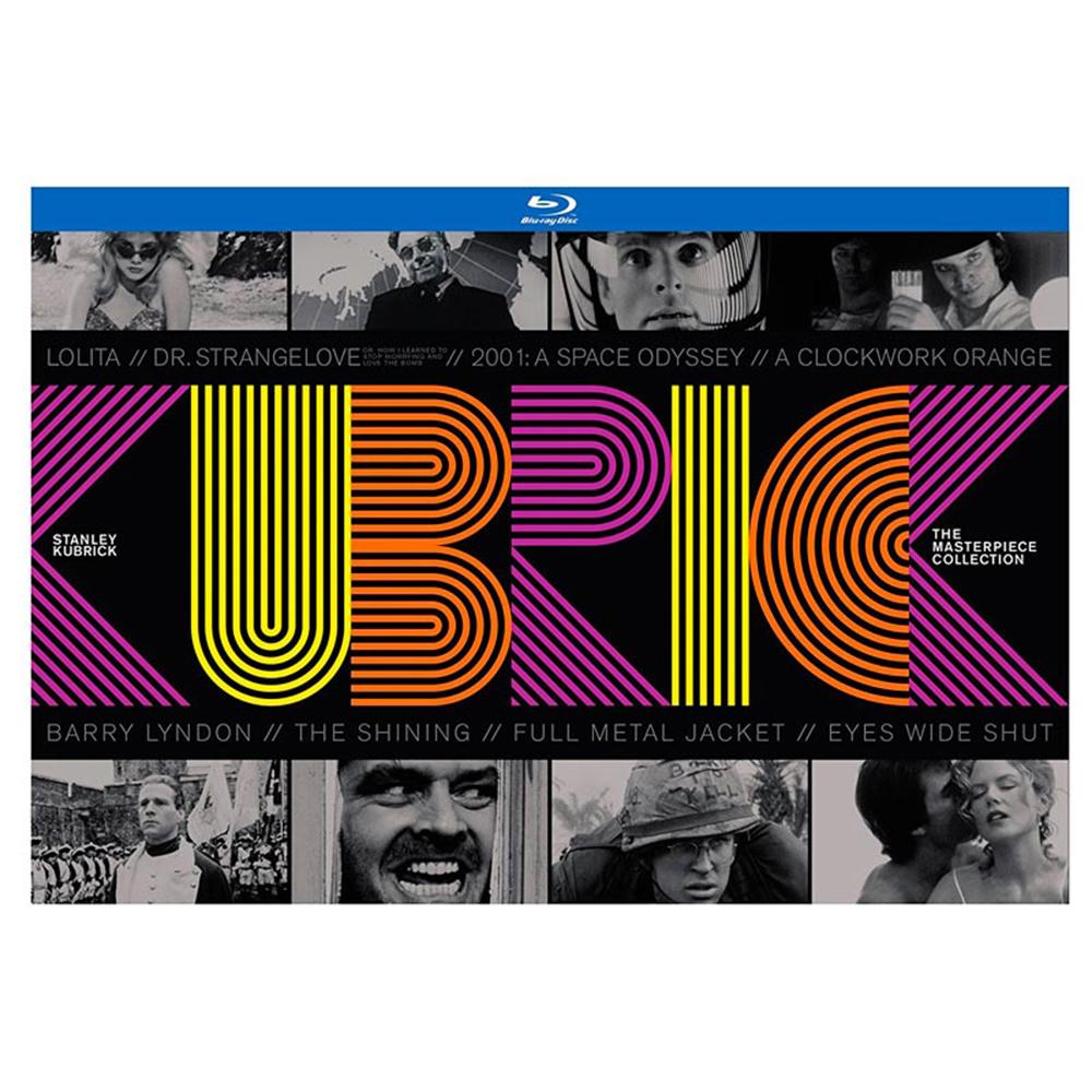 Elektra: La Colección De Stanley Kubrick Blu ray