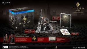 AMAZON: The Order: 1886 Collector's Edition - PlayStation 4