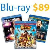 Walmart: liquidacion de peliculas Blur-ray 89