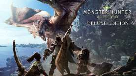 Green Man Gaming: Monster Hunter World Deluxe Edition - PC Steam