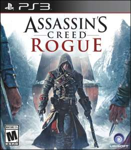 AMAZON: Assassin's Creed Rogue- PlayStation 3 $159