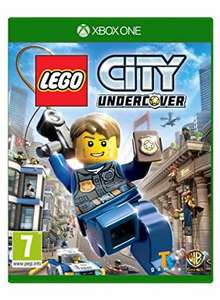 Mixup: LEGO city undercover Xbox one/ PS4