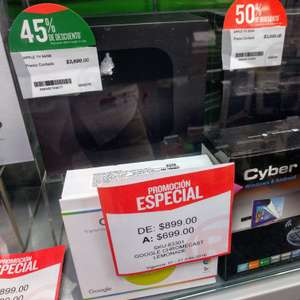RadioShack Zentralia Colima: Chromecast y Apple TV