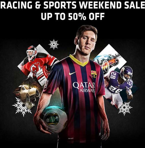 Origin: FIFA 14 $293, Need for Speed Rivals $349 y más