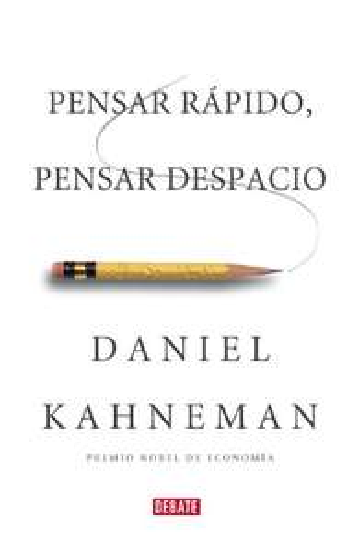 AMAZON KINDLE. Libro Pensar rápido, pensar despacio