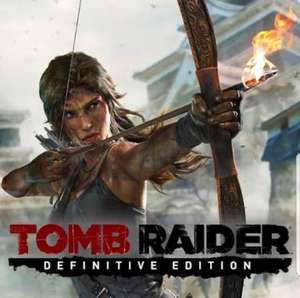 Cdkeys: Tomb Raider Definitive Edition Xbox One