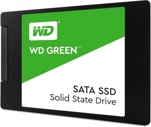 Cyberpuerta: SSD Western Digital Green 240GB