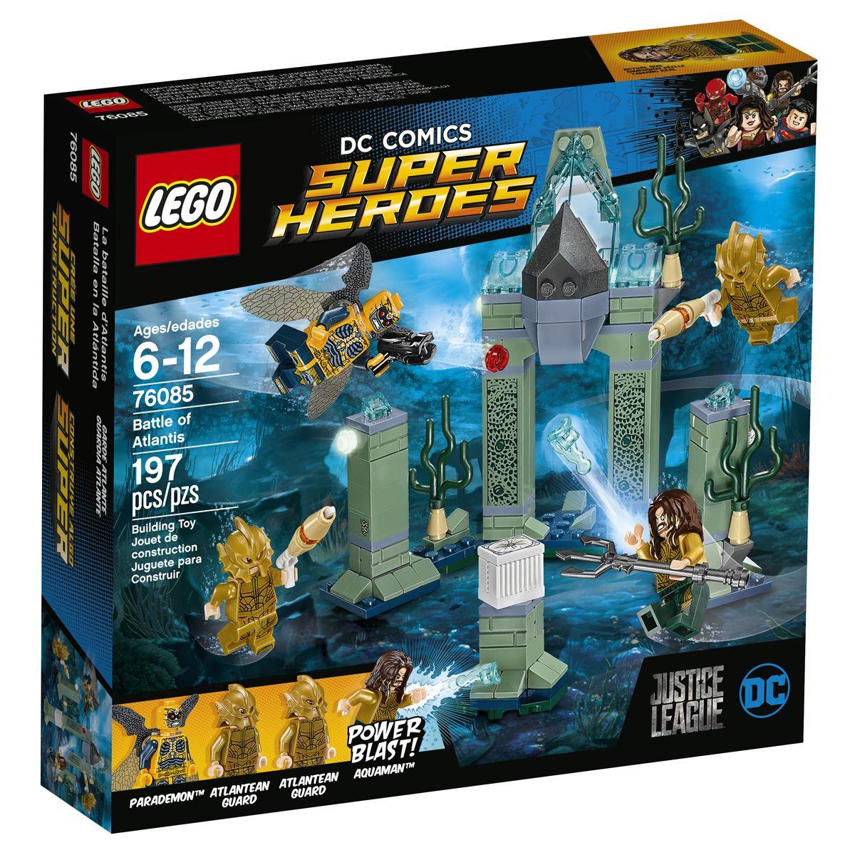 Sanborns: Lego Batalla en la Atlántida