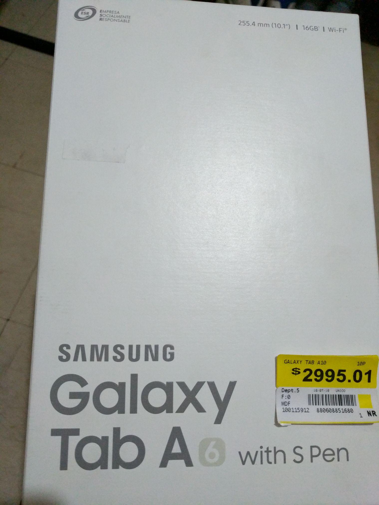 "Walmart: Galaxy tab A6 s pen 10"""