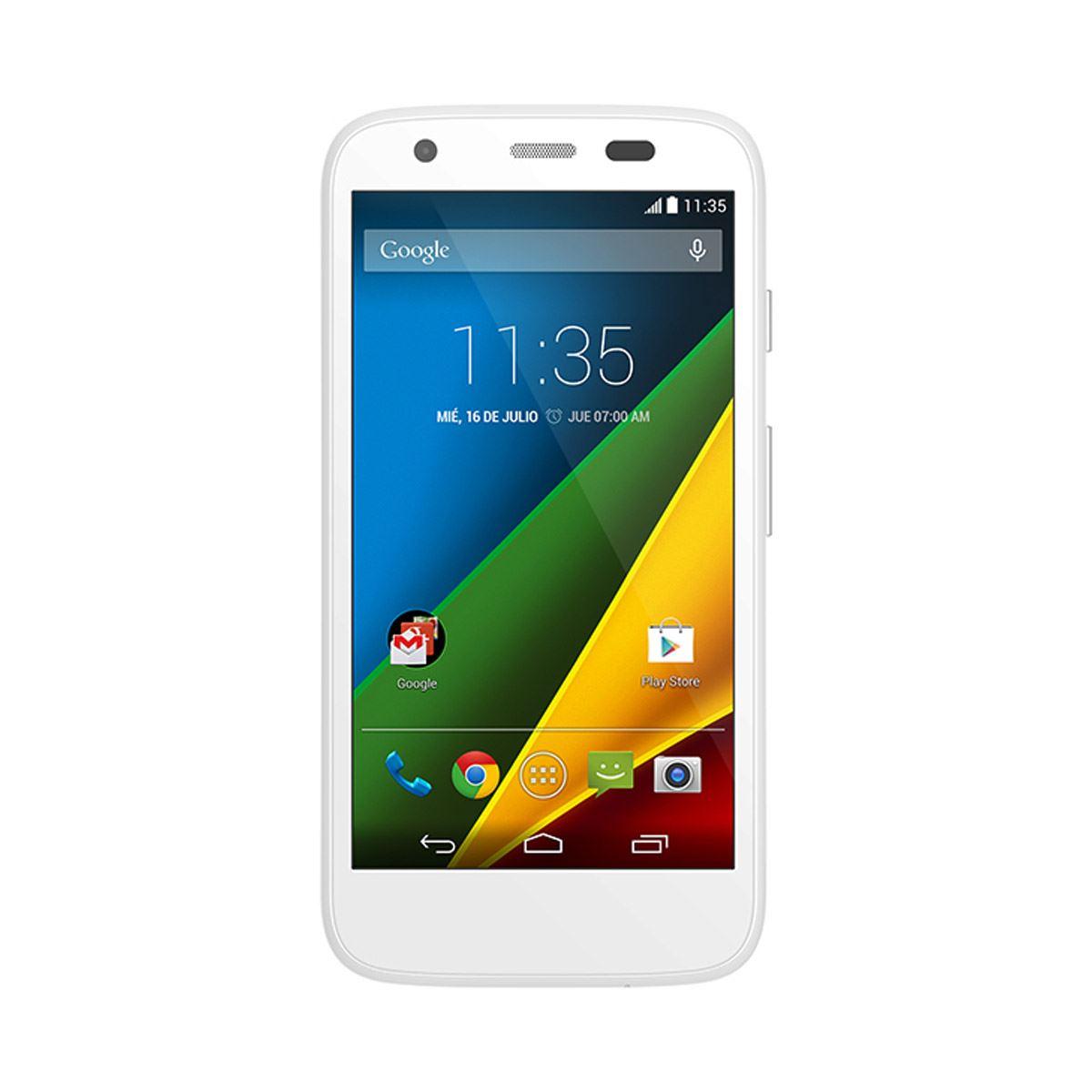 Sanborns: Moto G 4G/LTE a $2,499