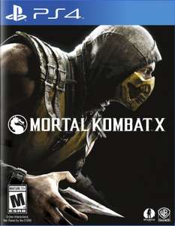 Amazon: Mortal Kombat X para PS4 $637.06