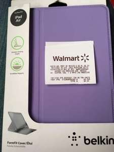 Walmart: funda Belkin iPad mini a $59.04 y iPad Air a $64.04