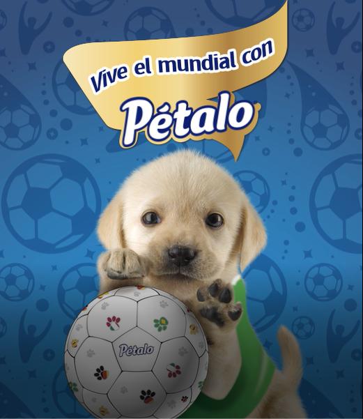 Petalo: Compra $85 en productos Pétalo® y más $39 llévate tu balón mundialista a casa!