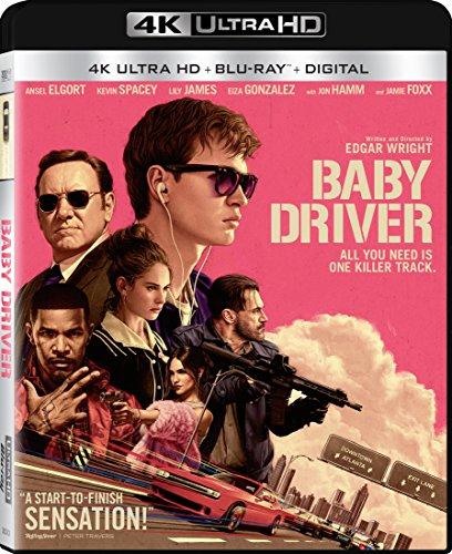 AMAZON: Baby Driver 4k $238.47