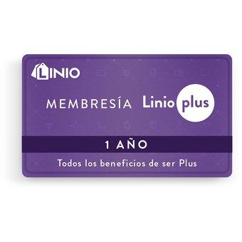 Linio: Membresía Linio Plus 1 año (precio pagando desde la app)