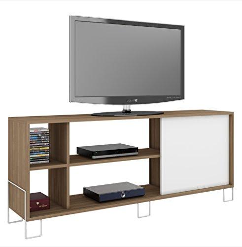 """Amazon: Mueble para las pantallas de hasta 55"""" compradas en el PRIME DAY (Pagando con bancomer)"""