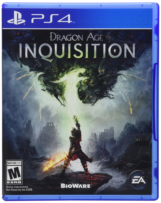 Amazon: Dragon Age Inquisition PS4 o Xbox One $318