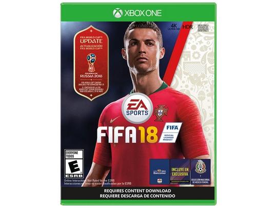 Liverpool: FIFA 18 Xbox One