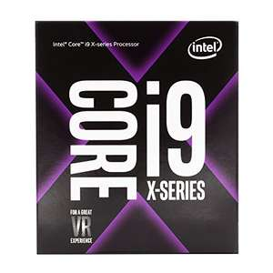 Amazon: Intel Processor Core i9-7900X  (Pagando con BBVBancomer)