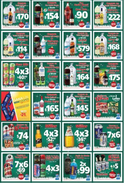 Ofertas en cervezas en 7 Eleven hasta el 2 de enero
