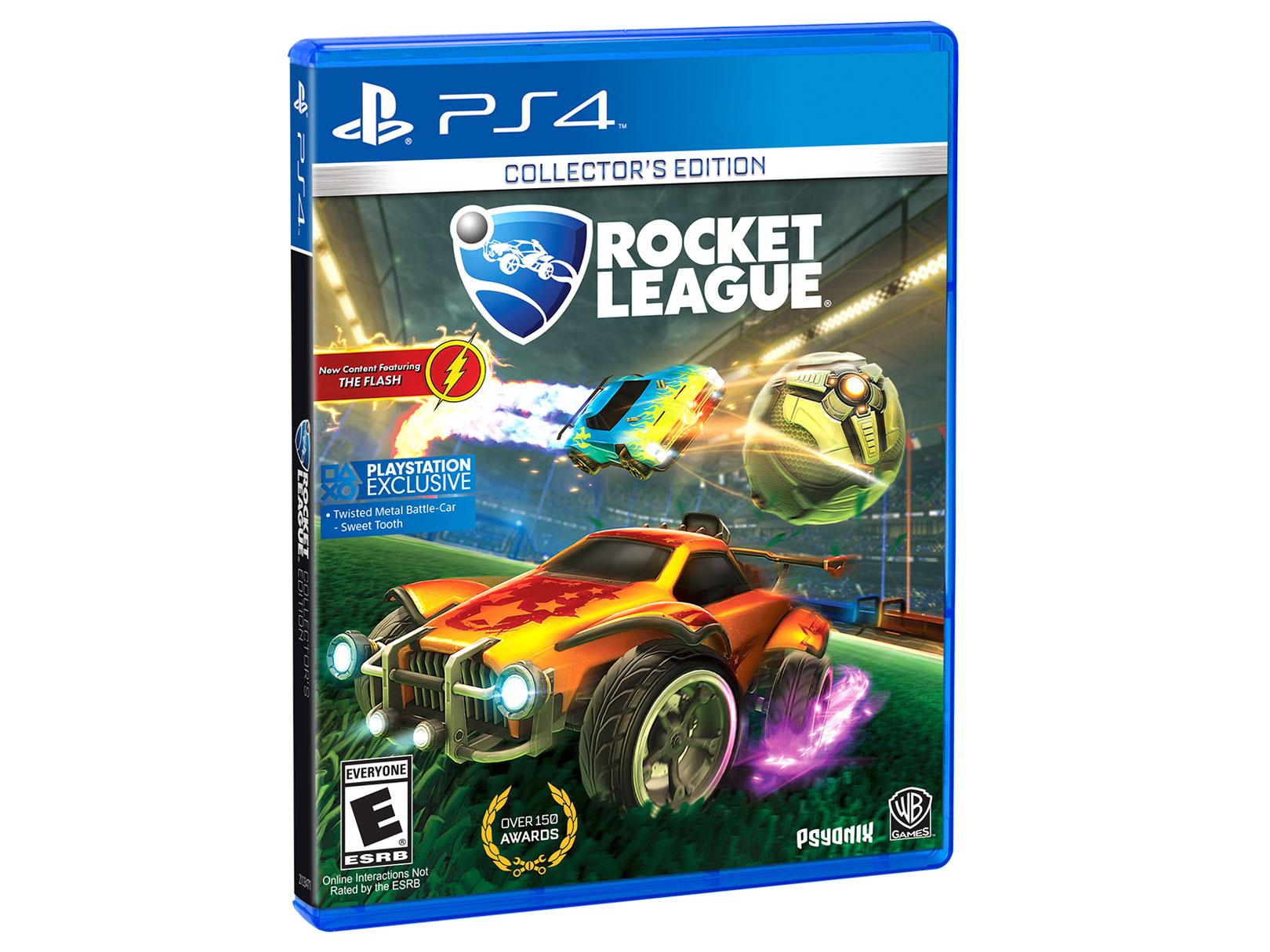 Liverpool, Rocket League para PS4