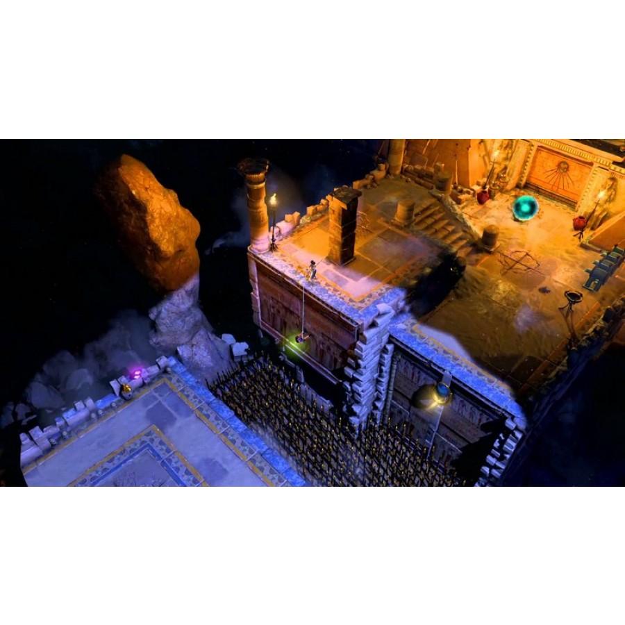 GAMEPLANET: Lara Croft & The Temple of Osiris (PS4) $279