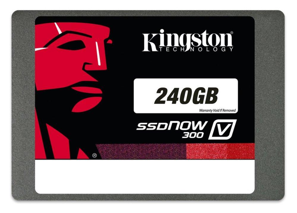 Amazon: SSD Kingston  240GB/ V300/ SATA3/ con Adaptador