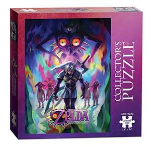 Amazon: Zelda Majora'S Mask Rompecabezas (500 piezas)