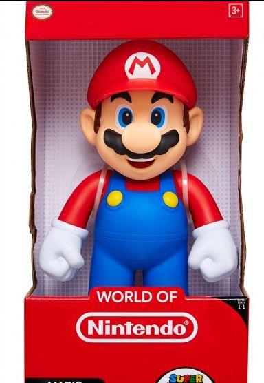 Palacio de Hierro: Figura Super Mario World of Nintendo