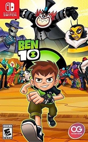 Amazon: BEN 10 para nintendo switch