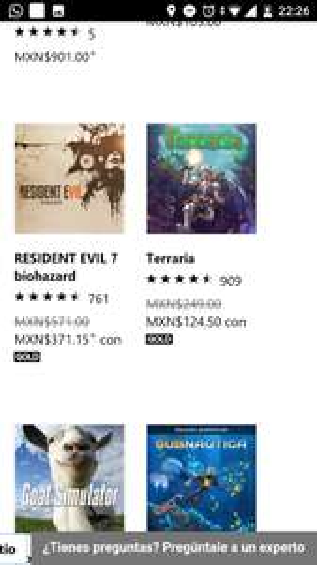 Microsoft Store: Oferta en juegos de Resident Evil