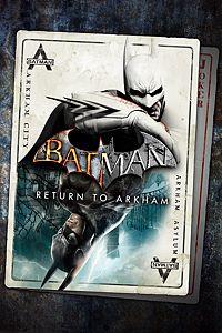 XBOX STORE USA : Batman: Return to Arkham