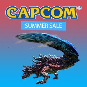 Nintendo: CAPCOM Nintendo 3DS and Wii U Summer Sale.