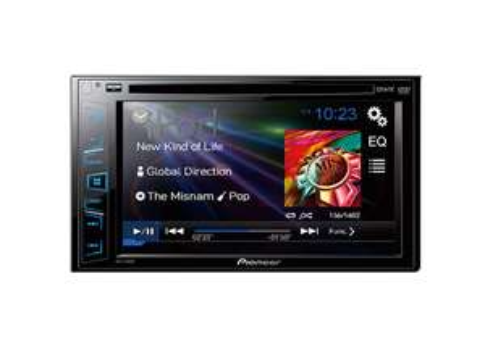 Liverpool: Autoestéreo con DVD Pioneer  AVH-175DVD $2,943