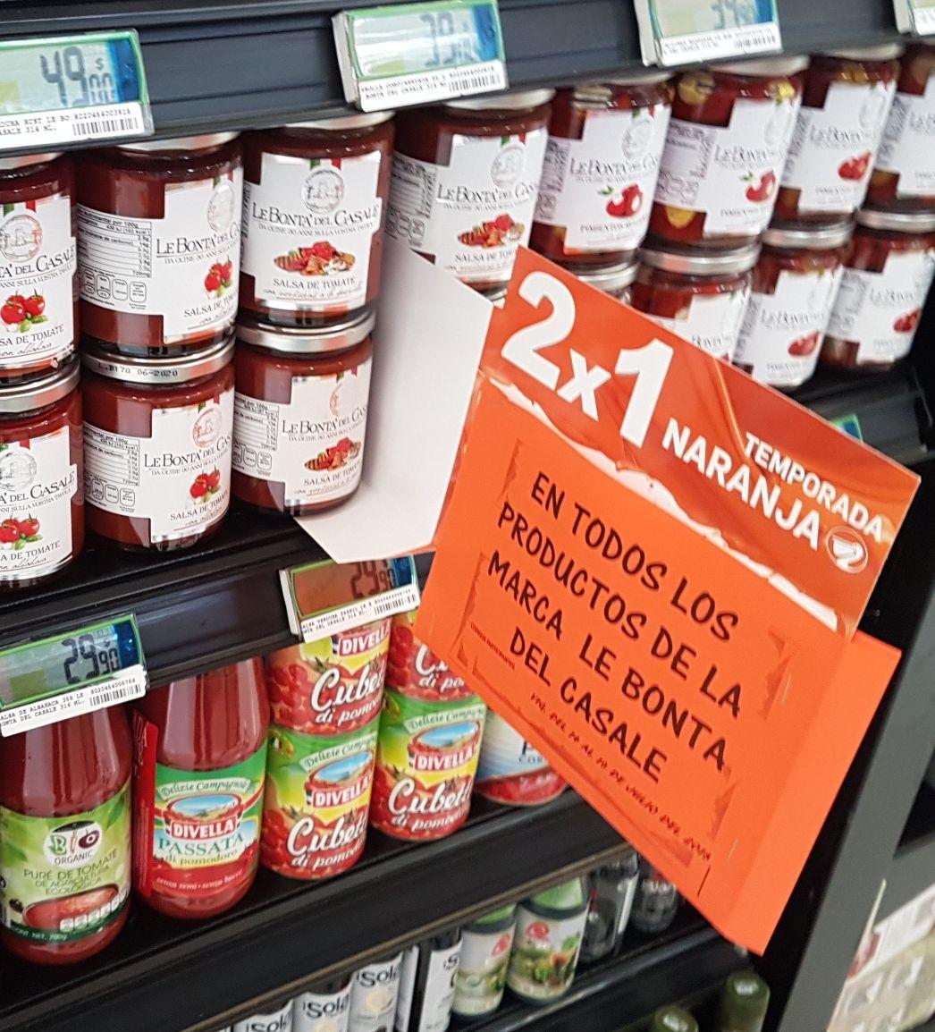 La comer Uruapan: Todos los productos marca Le Bonta del Casale al 2X1 varios precios