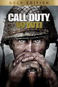 Microsoft Store: Call of Duty WWII Gold Edition (Con Xbox Live GOLD)