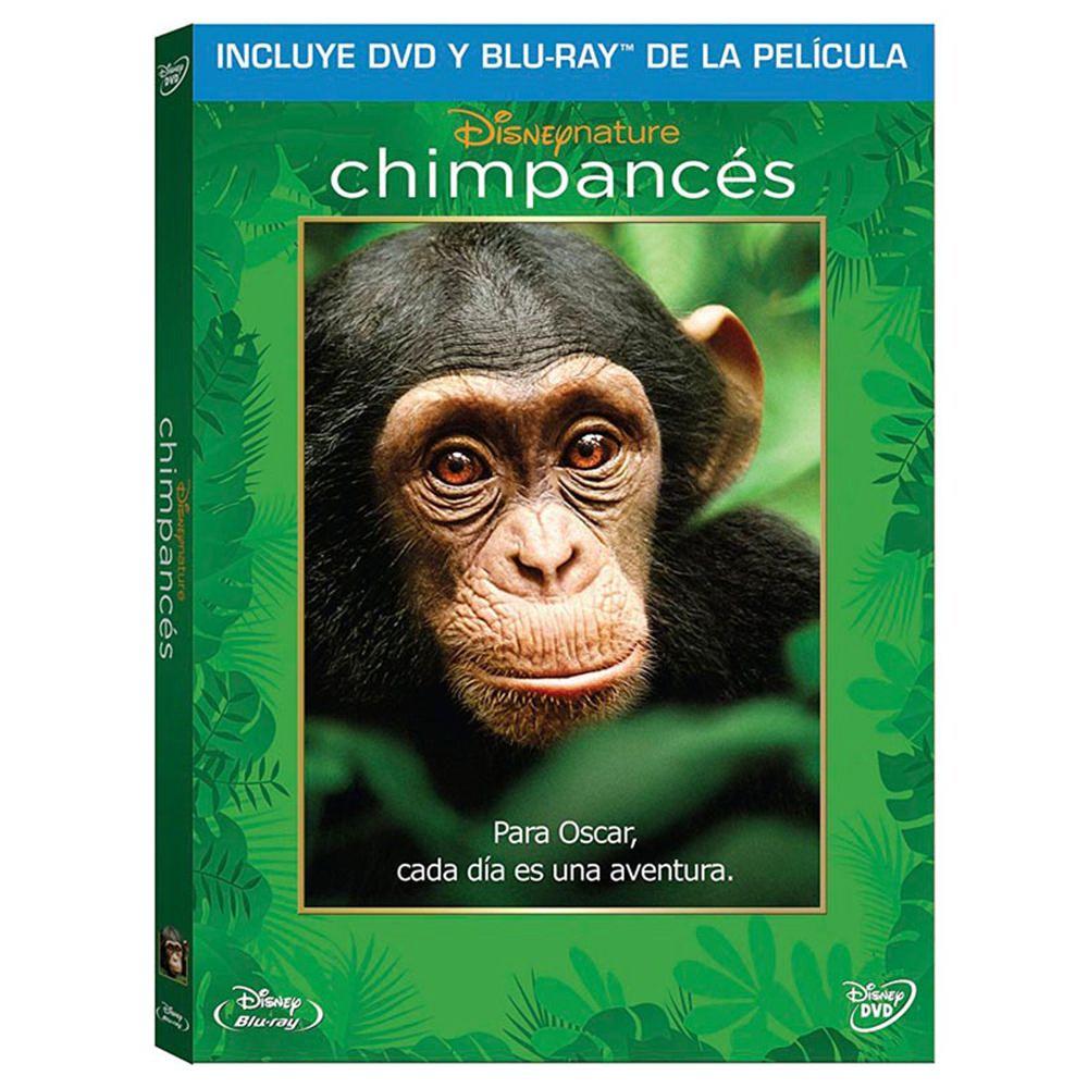 Elektra: Disney Nature: Chimpancé Blu ray + DVD y más...