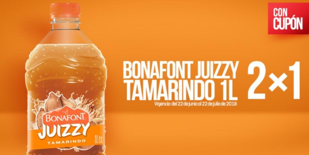 7-Eleven: Bonafont jezzy tamarindo 2x1